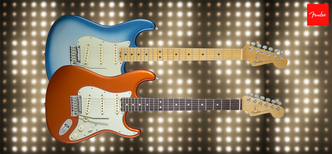 Fender American elite strat hilight